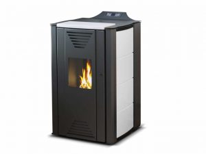 Termoflux – Kamin za etazno grijanje – Interio